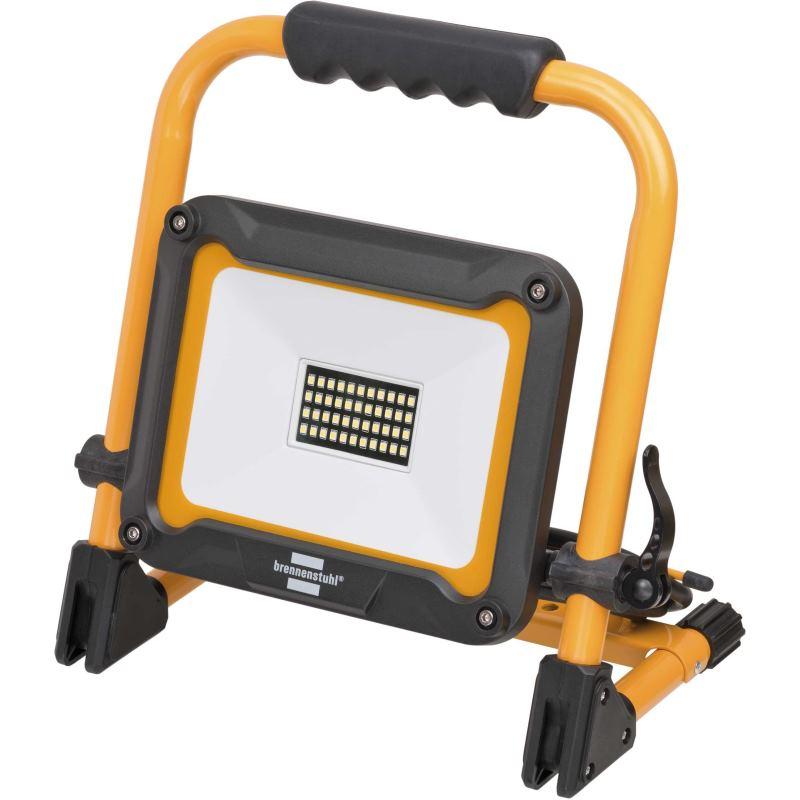 Mobiler LED Baustrahler für außen JARO 3000 M