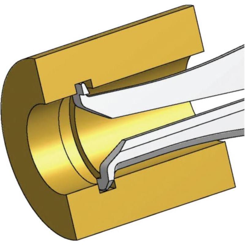 Schnelltaster G105 5 - 15 mm 0.005 mm ZW IP67 für
