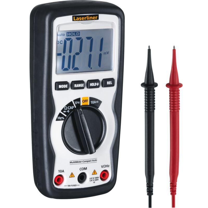 Auto Hand-Multimeter digital MultiMeter Compact