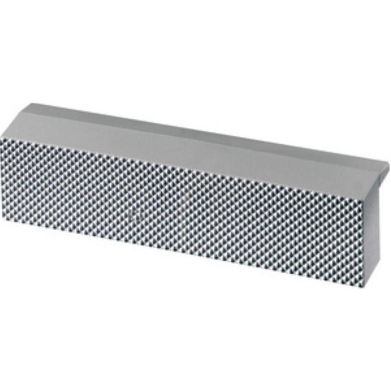 Stahlbacken geriffelt 150 mm