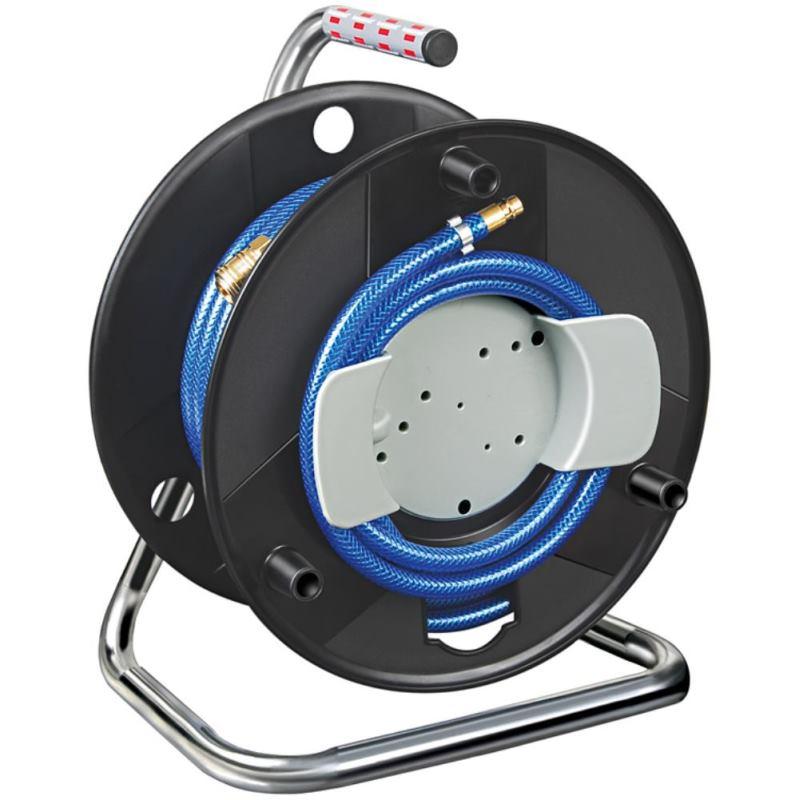 Druckluftschlauchtrommel Standard 20m Schlauch-Ø 6
