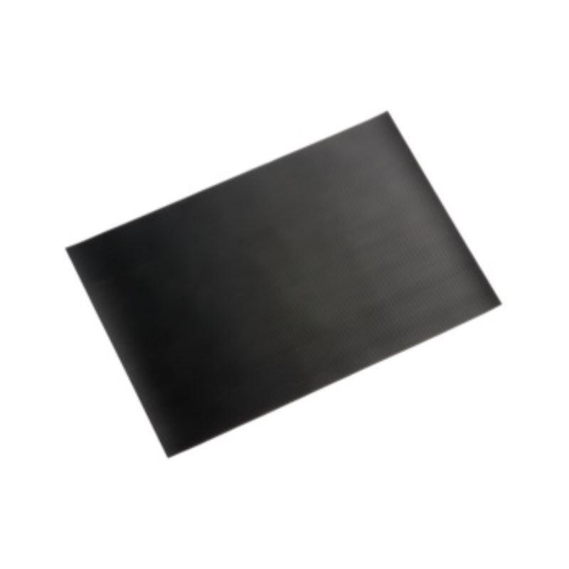 Gummiriefenmatte ölbeständig 527x348x3 mm