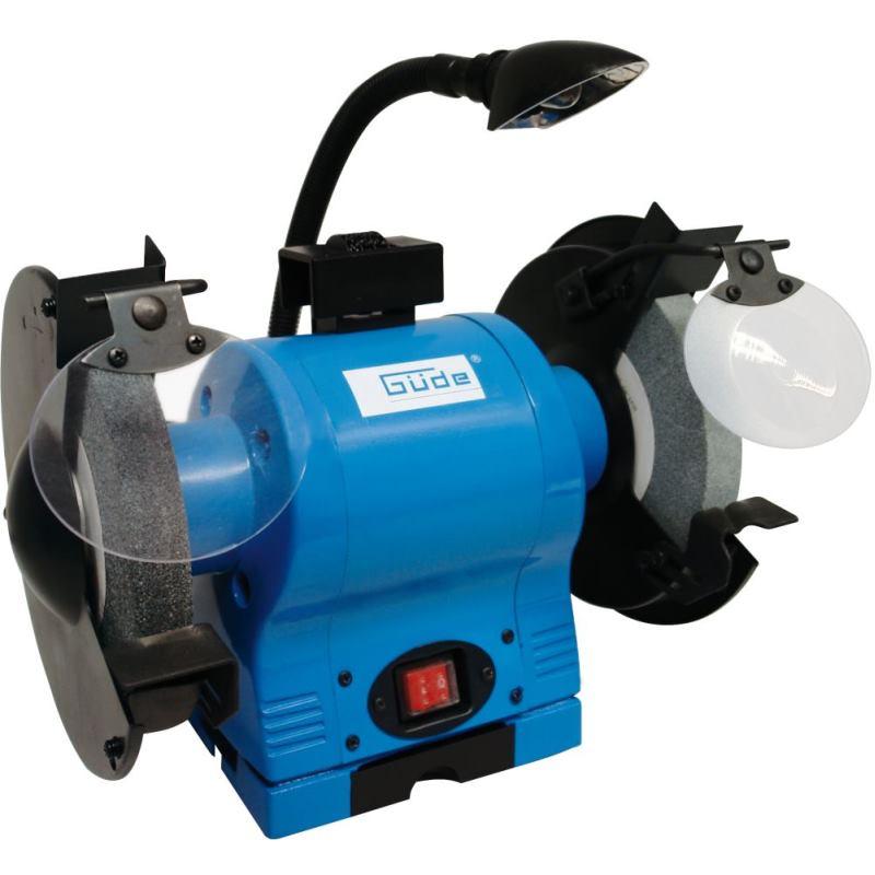 200mm Doppelschleifer GDS 200 L / 550 Watt