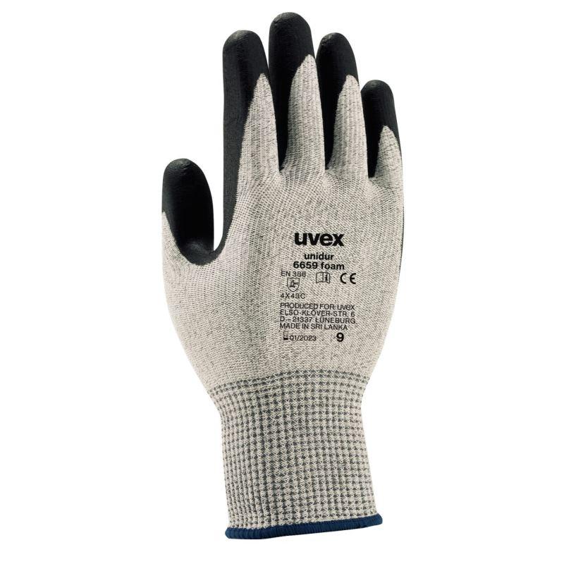 Schnittschutzhandschuh unidur 6659 foam Gr. 7 | 1 Paar