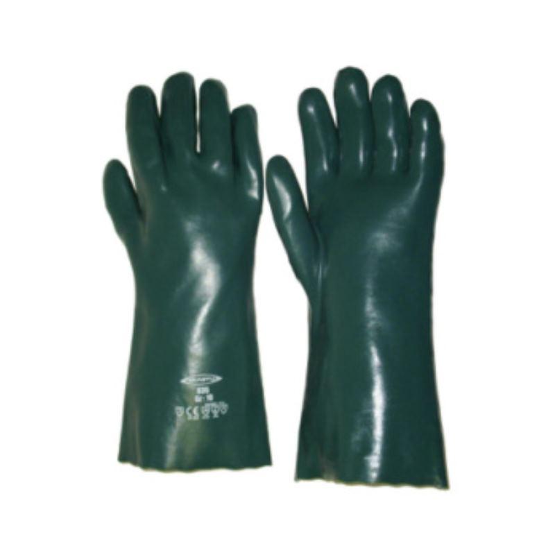 Chemikalien Schutzhandschuh, Länge 280 mm, Größe 9