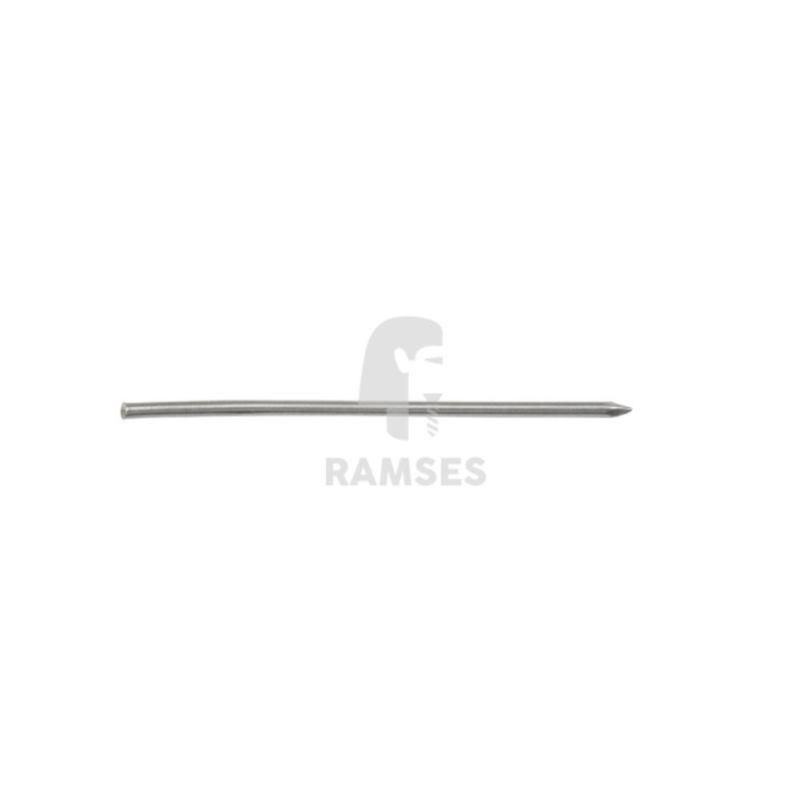 Tapetenleistenstift 0,9 x 32 mm Stahl verzinkt 100 Stück