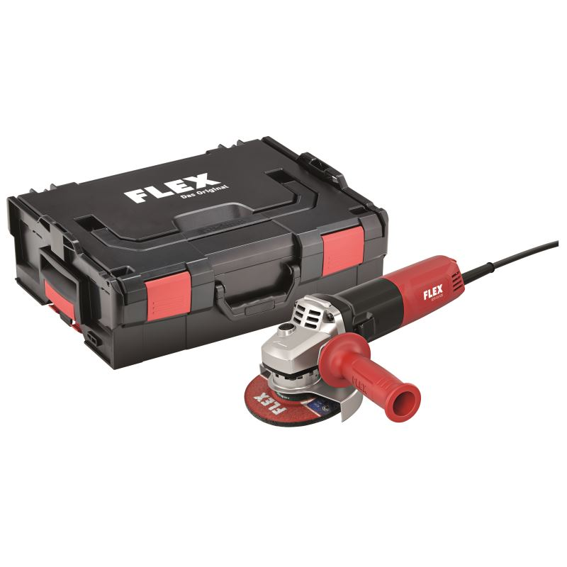 Winkelschleifer LE 9-11 125 Ø 125mm / 900 Watt reggelbar in L-BOXX