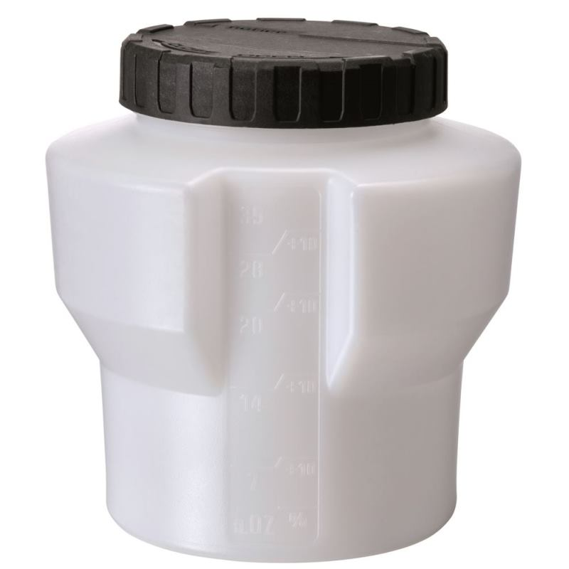 Farbsprühsystem-Zubehör Farbbehälter 1000 ml