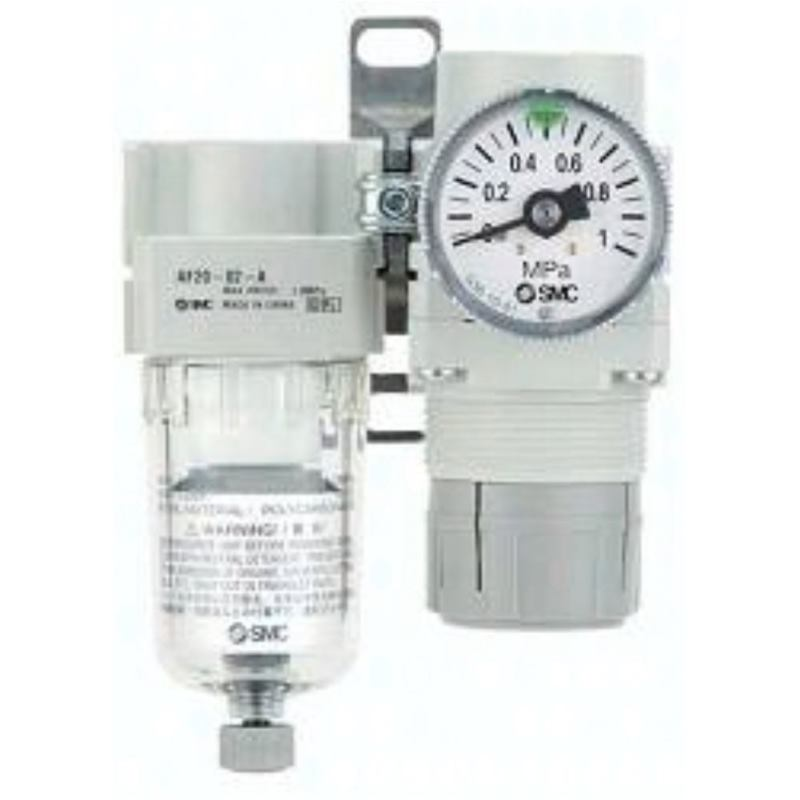 AC20B-F01CG-SV-A SMC Modulare Wartungseinheit