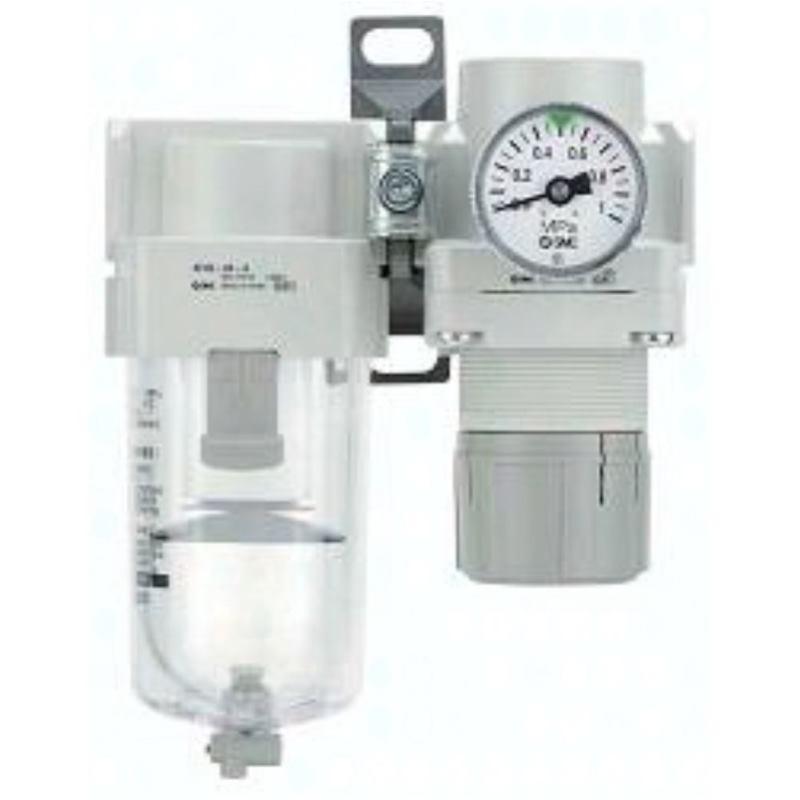 AC40B-F04G-V-A SMC Modulare Wartungseinheit