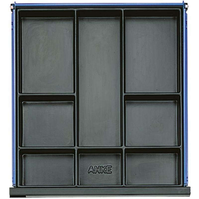 Facheinsatz Kunststoff 508 x 540 x 48 mm für