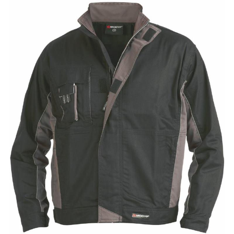 Bundjacke Starline® schwarz/grau Gr. L