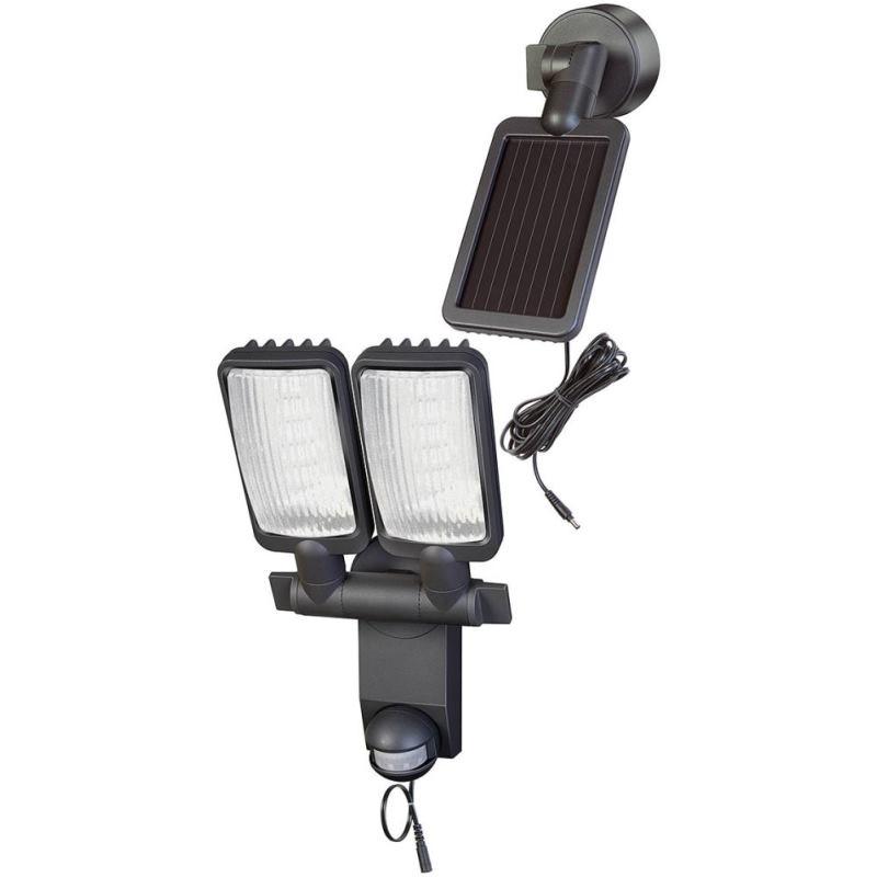Solar LED-Leuchte Duo Premium SOL LV0805 P1 IP44 m