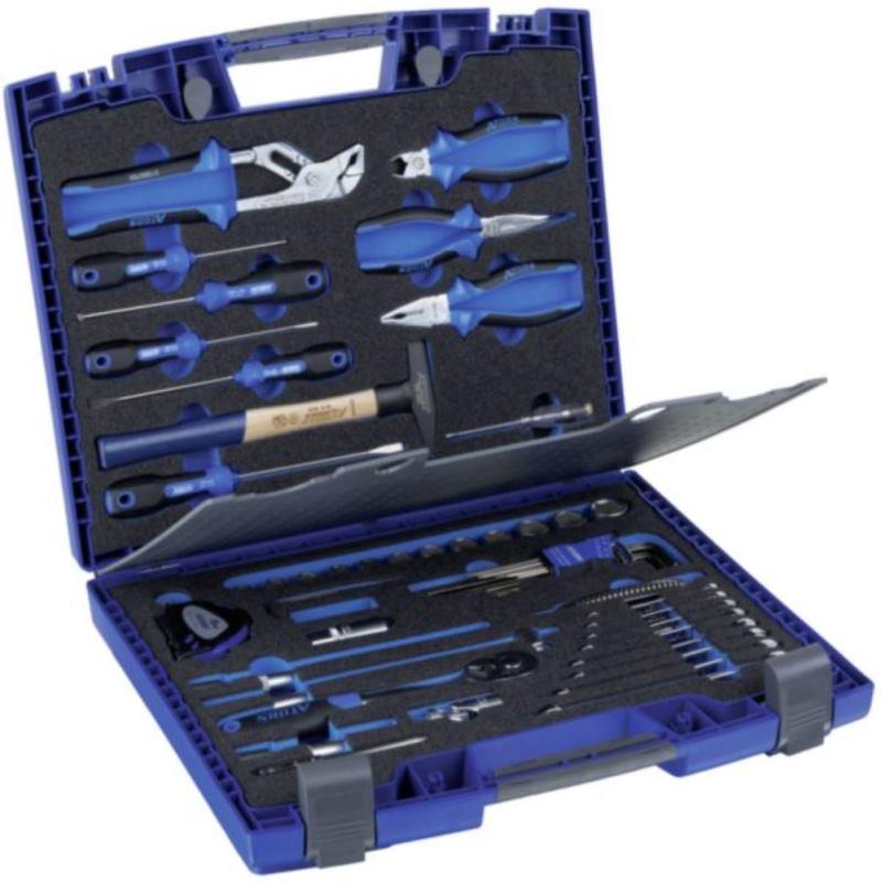 Atorn Werkzeugkoffer Bestuckt Mit 50 Werkzeugen In Svh24 De
