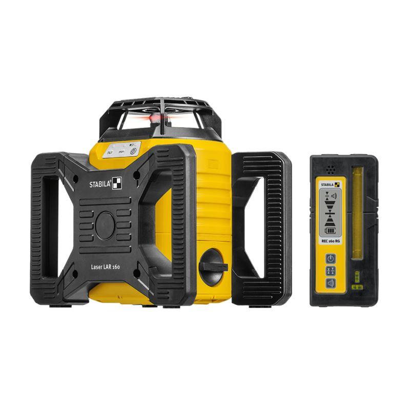 Rotationslaser LAR 160, 5-teiliges Set | MPLAR160