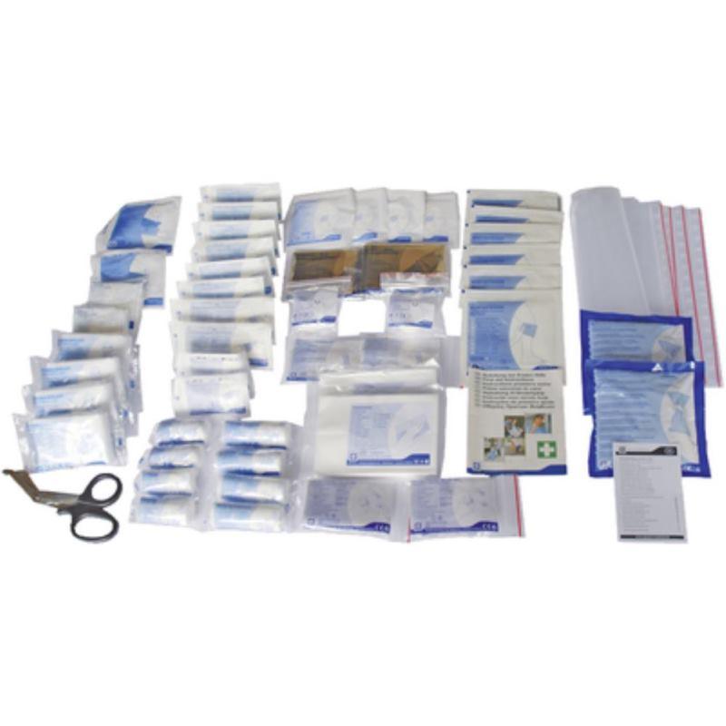 Medical Erste Hilfe Ersatz-Verbandstofffüllung DIN 13169