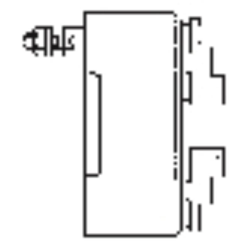 ZSU 200, KK 5, 3-Backen, ISO 702-3, Grund- und Aufsatzbacken, Stahlkörper