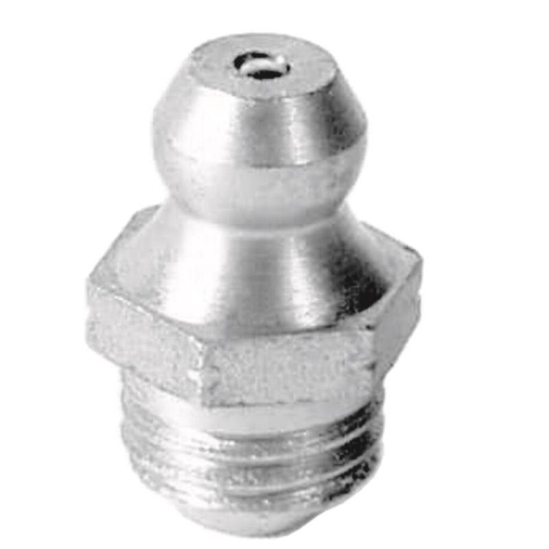 """Edelstahl Hydraulik-Kegel-Schmiernippel H1 R1/8"""""""