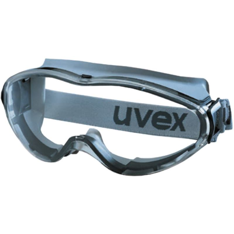 Schutzbrille ultrasonic grau-schwarz