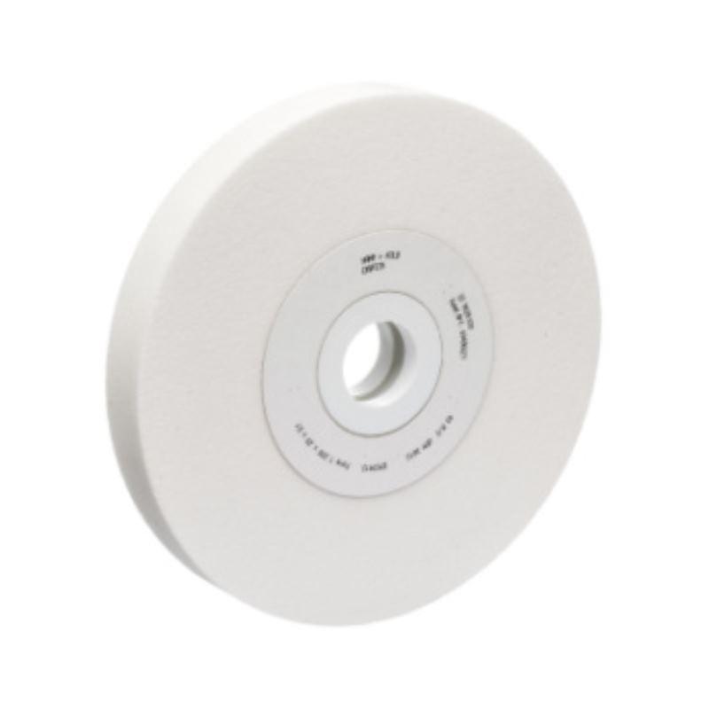 Flachschleifscheibe Form 1 200x20x51 mm Edelkorund weiß Körnung 46