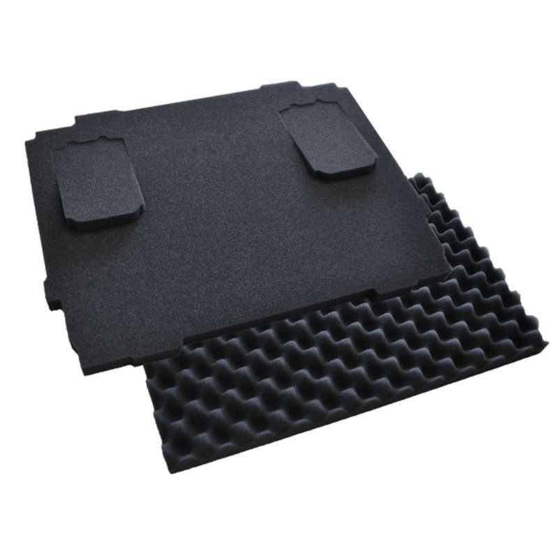 Boden Polster-Set 20 mm stark für Makpac Koffer 1 bis 4 | 2.tlg
