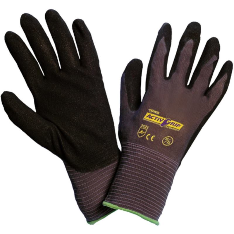 Arbeitshandschuh ACTIVE GRIP Advance. Nylon nahtlo