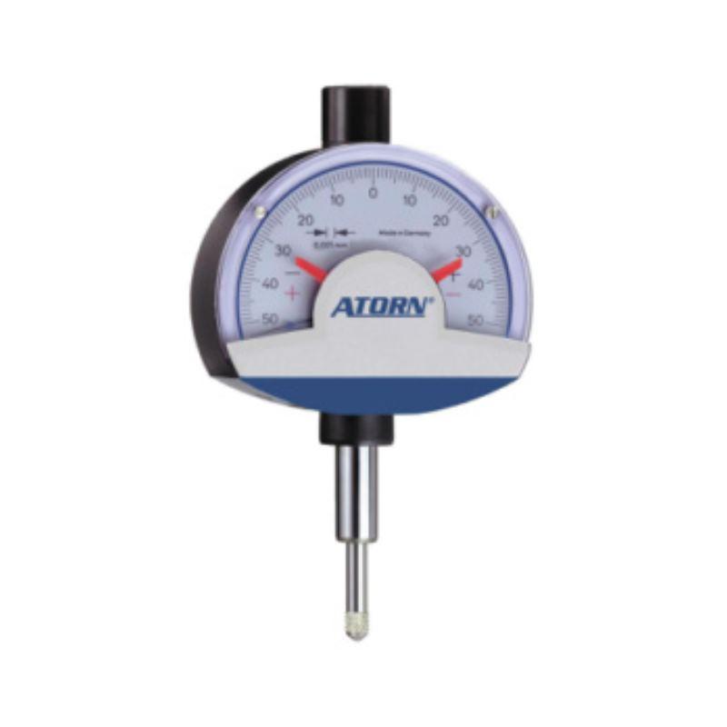 Feinzeiger 0,01 mm Skalenteilungswert 0,5 mm Messspanne