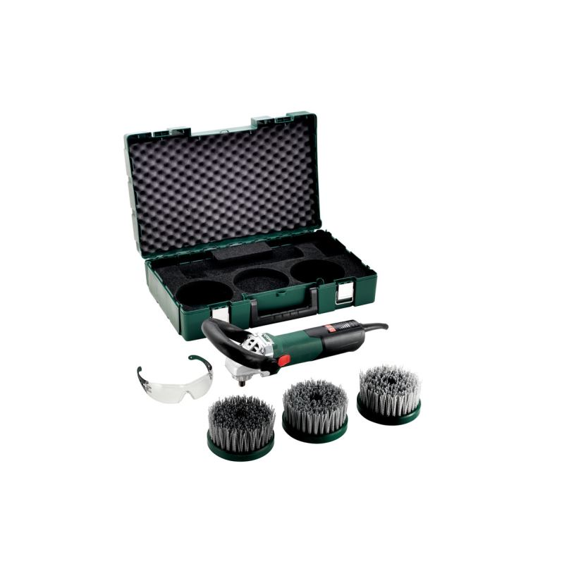 Winkelpolierer PE 15-25 Set (615250500); Kunststoffkoffer