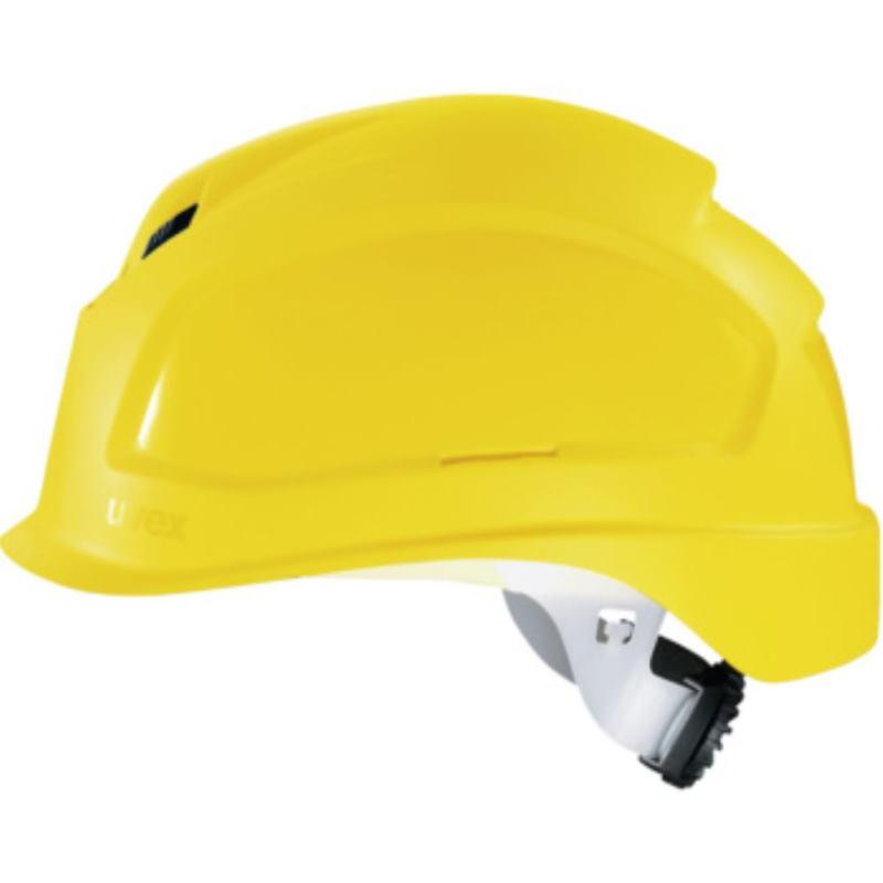 Pheos Arbeitsschutzhelm gelb