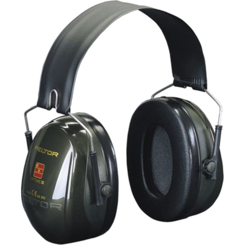 Kapselgehörschlutz PELTOR Optime II SNR 31 dB