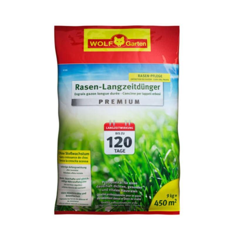 Rasen Langzeitdünger LE 450 | 9kg | für 450 m²