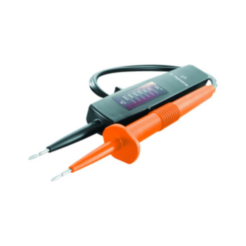 Zweipoliger Spannungsprüfer VT Spannungsbereich 12-960 V AC/CD LED Anzeige