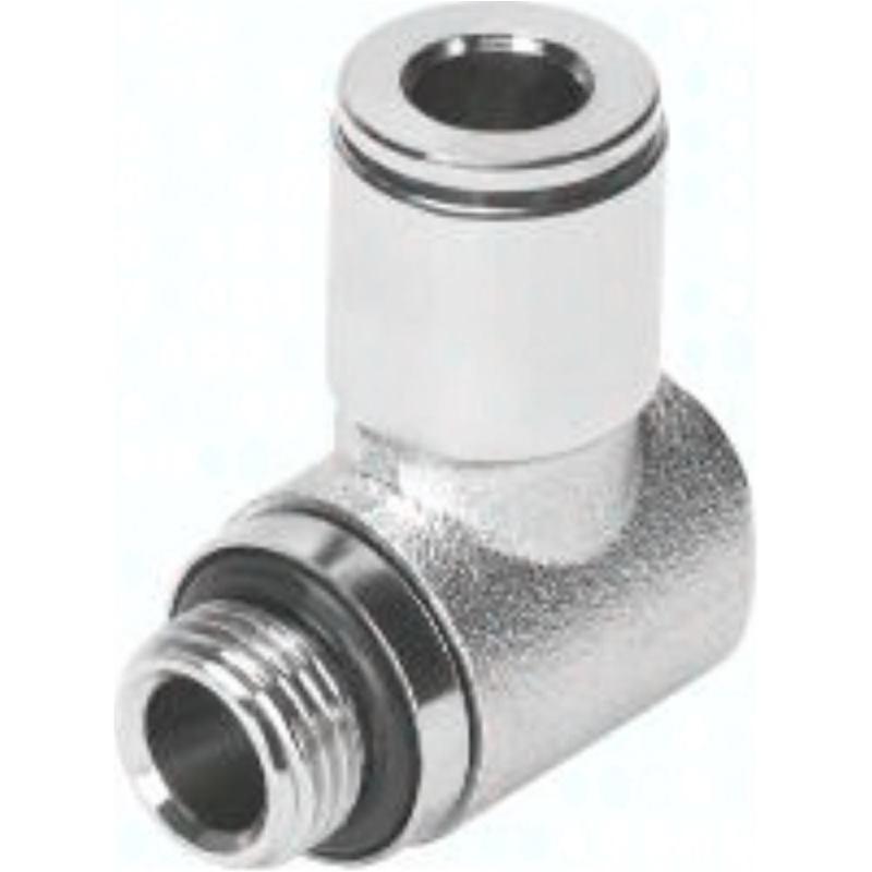 NPQM-LK-G14-Q6-P10 558821 L-Steckverschraubung