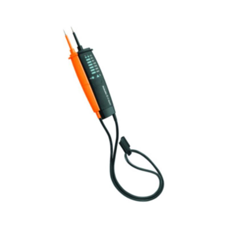 Zweipoliger Spannungsprüfer VT Master Spannungsbereich 12-960V AC/DC LED Anzeige