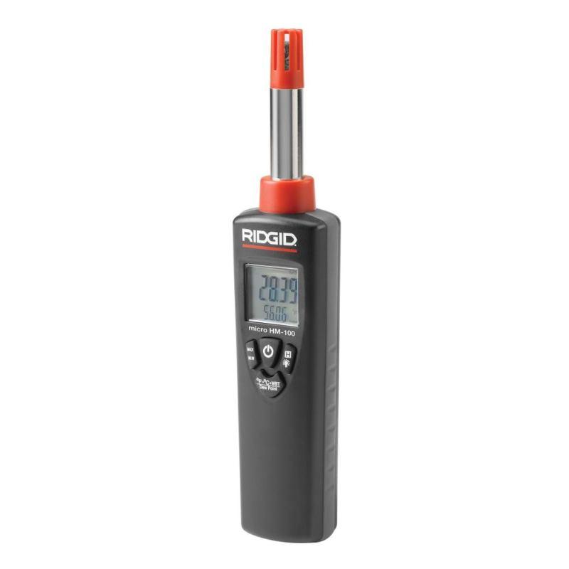 Temperatur & Feuchtigkeitsmesser micro HM-100