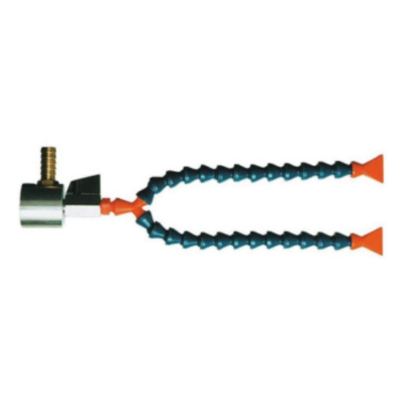 1/4inch Magnetfußsystem mit Gelenkschlauch-Set Variante 2