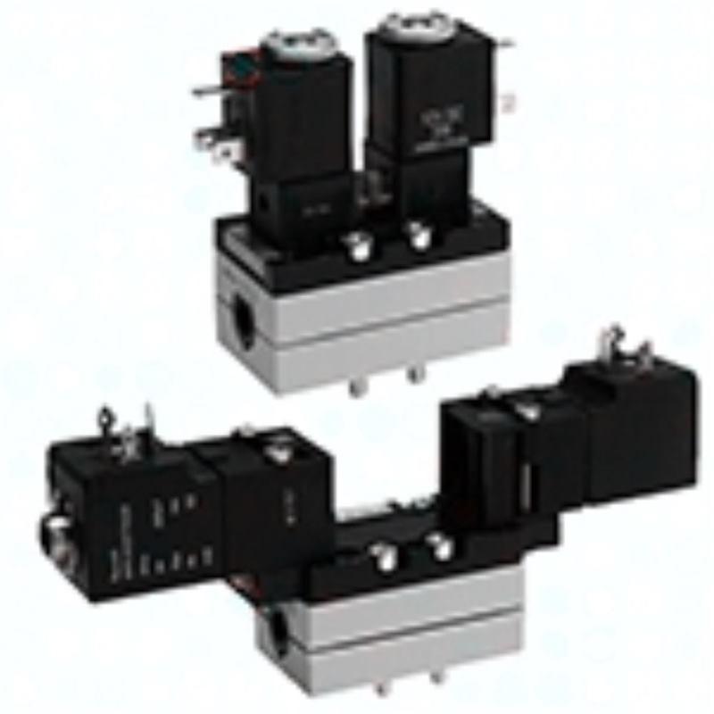 5811290650 AVENTICS (Rexroth) V581-5/2DS-024DC-I1-2CNO-LBX-A
