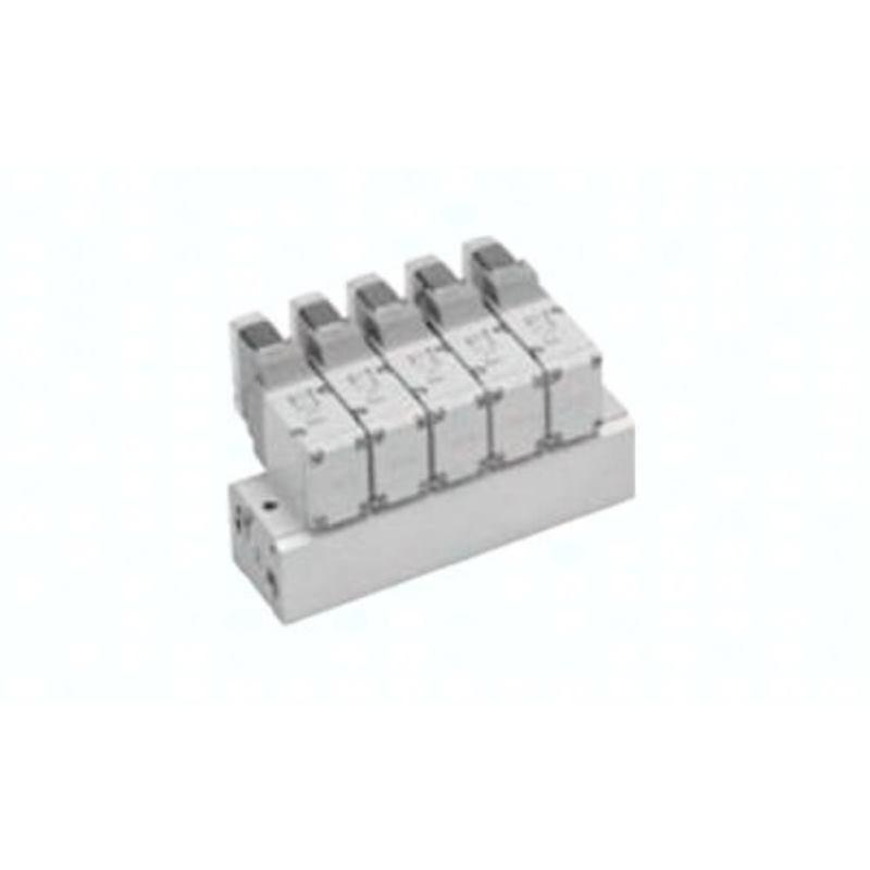 VV3P3-41-041-02 SMC Mehrfachanschlussplatte