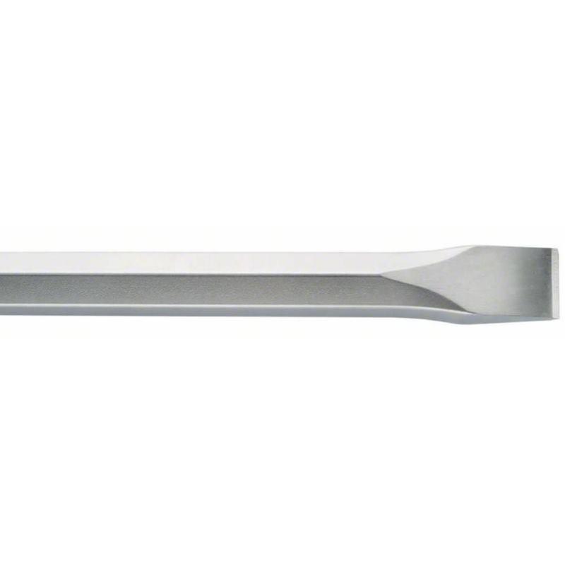 Flachmeißel 28-mm-Sechskantaufnahme. 520 x 36 mm