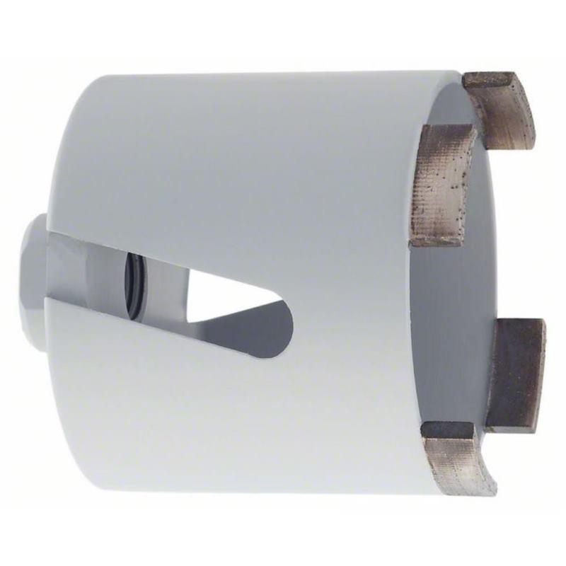 Ø 82mm Diamantbohrkrone Diamantdosensenker Tiefe 60 mm 4 Segmente