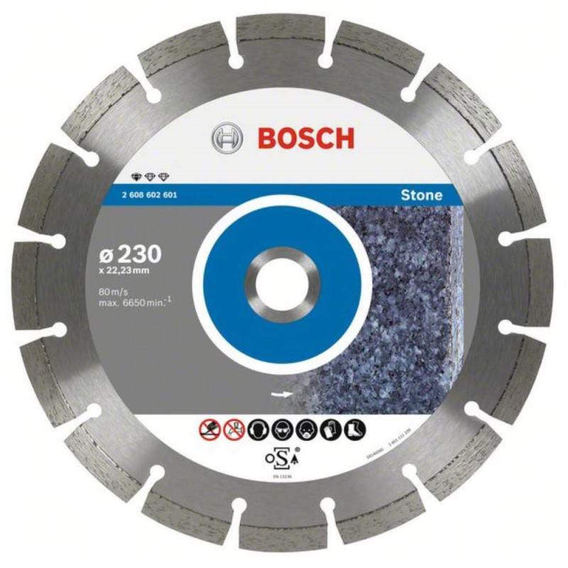 Ø 230mm Diamanttrennscheibe für Beton & Stein