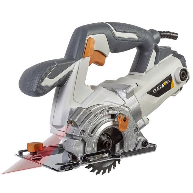 THOR ''COMPACT'' Multi-Material Tauchsäge 710W - Ø 89 MM - Inkl. Laser