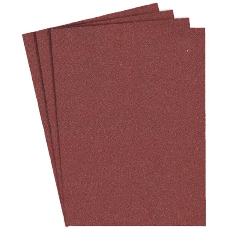 Schleifpapier, kletthaftend, PS 22 K Abm.: 115x115, Korn: 100