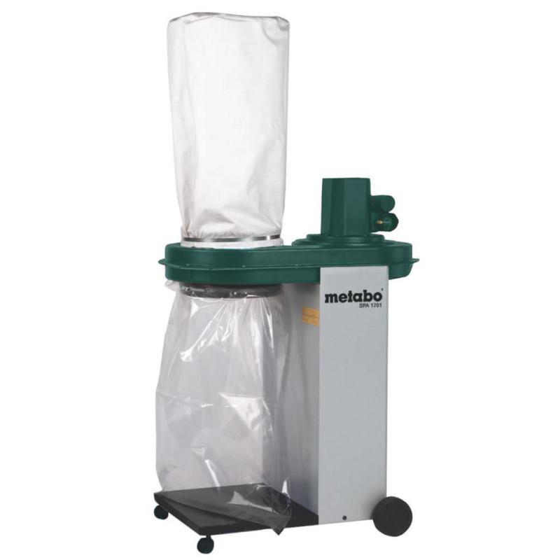 90 Liter Späneabsauganlage SPA 1702 W | 750 Watt