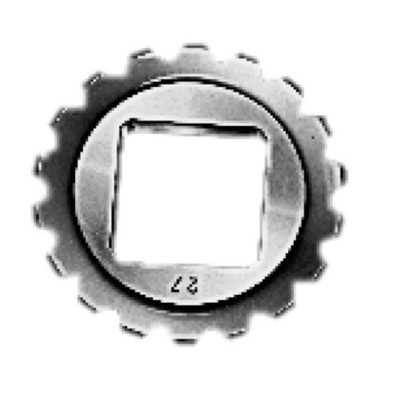 Vierkant-Einsatz. Universal-Ratsche Größe 3 17.0
