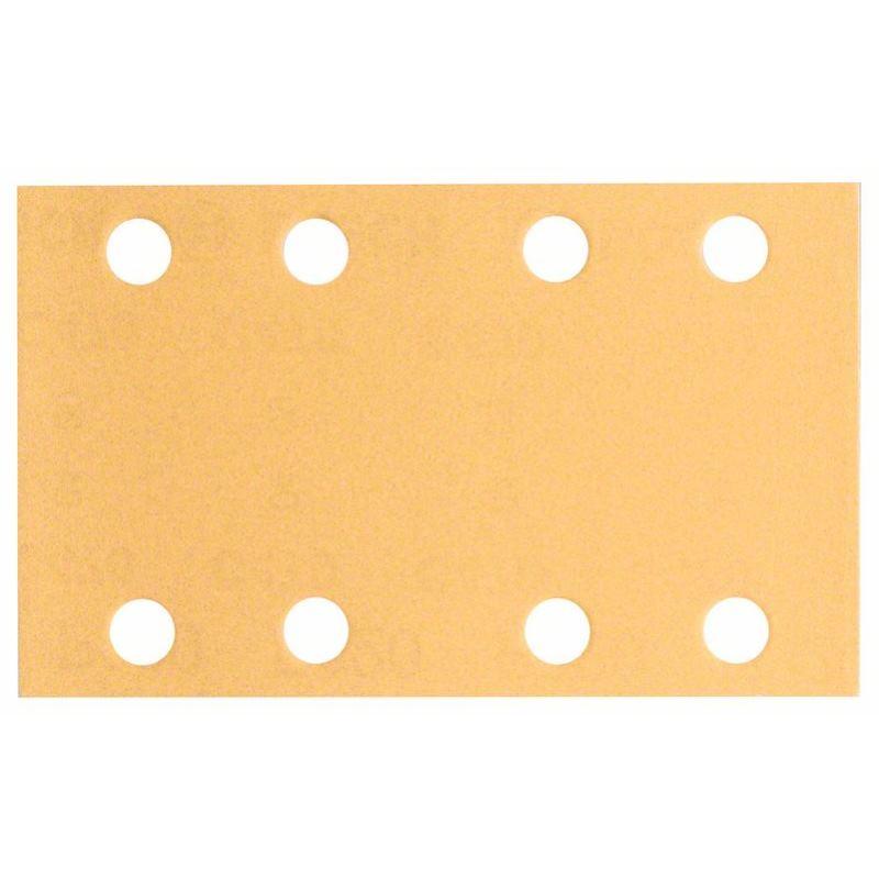 80x133mm Schleifblatt-Set Best for Wood 10-tlg| Korn 120