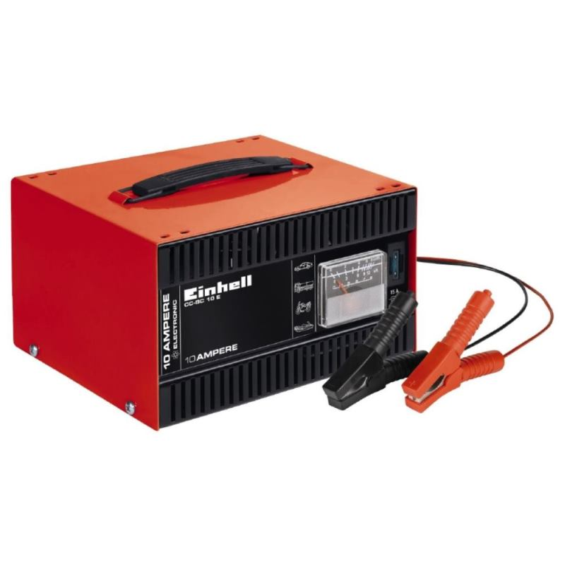 Kfz-Ladegerät CC-BC 10 E Batterie Ladegerät