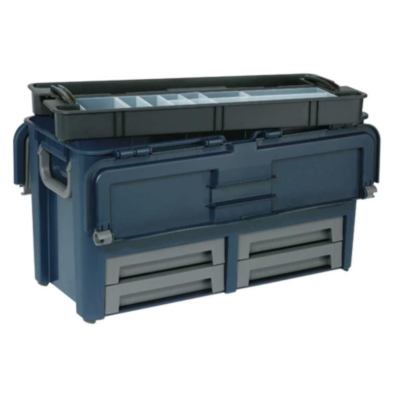 Werkzeugkoffer Modell COMPACT 62 LxBxH 621x311x32