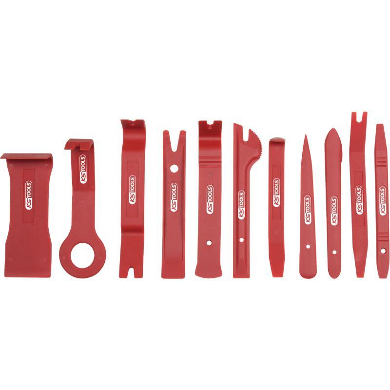 Kunststoff-Keil-Satz