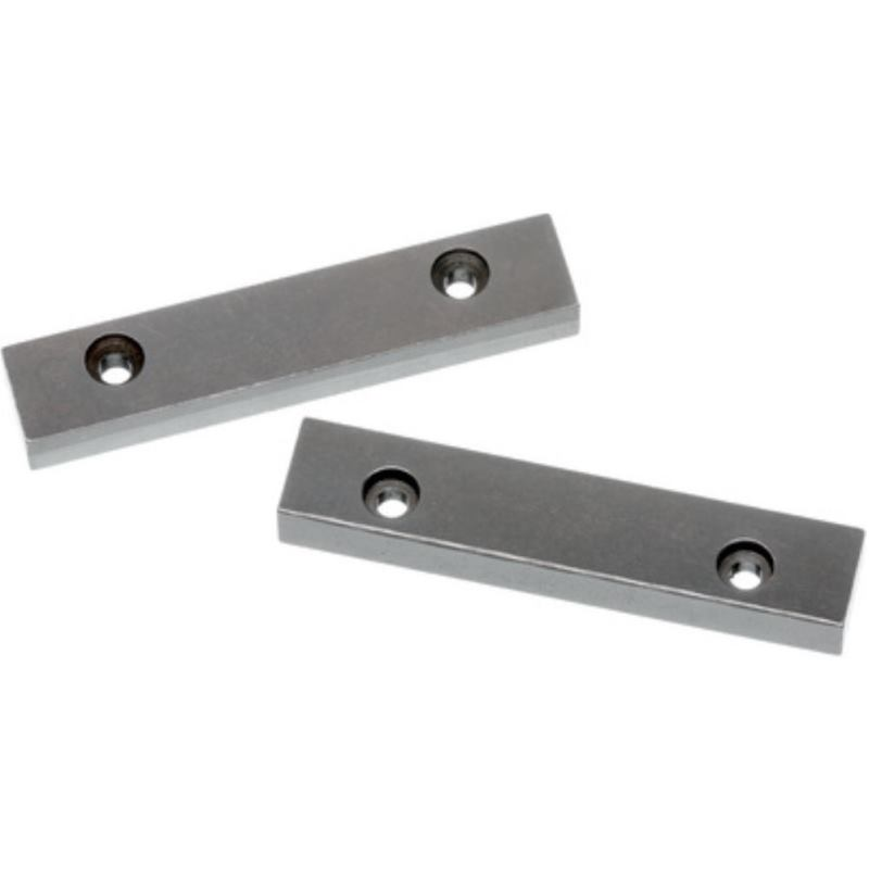 Stahlbacken geschliffen 125 mm